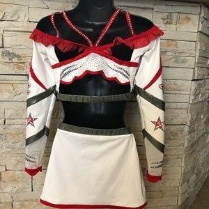 Varsity Other - GI Janes Varsity All Star Cheerleading Uniform AM